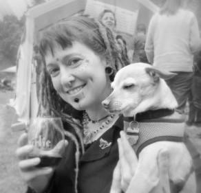 Enola Powell portrait