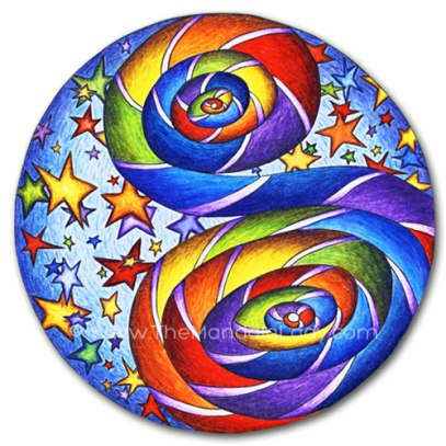 Stars N Stripes Mandala
