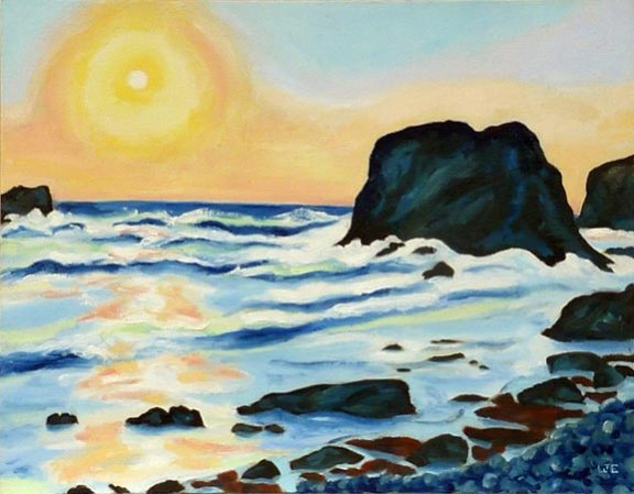 _LindaEdwards_CobbleBeachSunset--copy