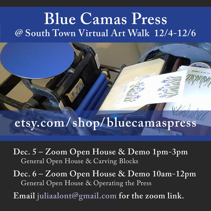 Blue Camas Press Virtual